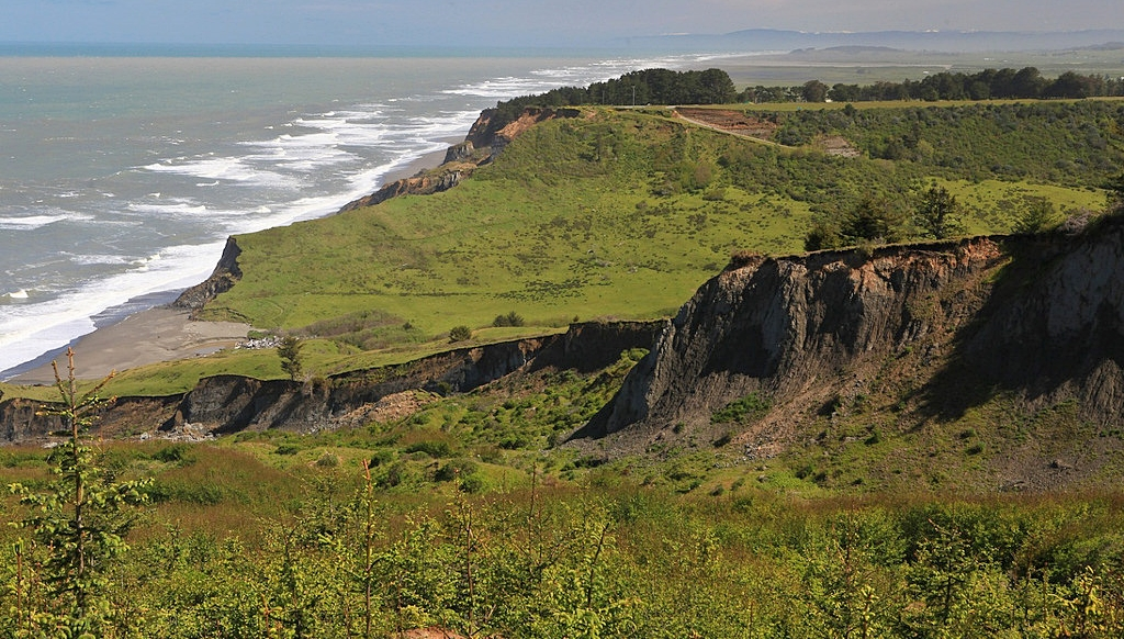 The Lost Coast Headlands was one of three Humboldt County locations considered as possible additions to the California Coastal National Monument this year.