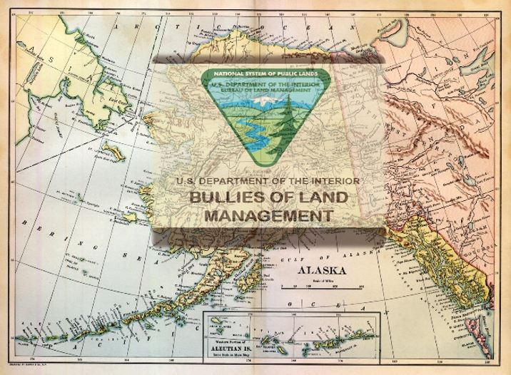 Blm dumps experimental survey method on alaska that will for Free land in alaska